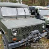 Wojsko sprzedaje auta osobowe, ciężarowe, busy i ambulans. Sprawdź te oferty!