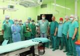 Pionierska operacja ortopedyczna w hrubieszowskim szpitalu. Zobacz zdjęcia