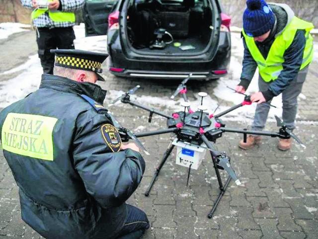 W Katowicach testowany jest dron gliwickiej firmy Flytronic, która jest pionierem bezzałogowych systemów latających na rynku krajowym. Teraz ma zwalczać niską emisję