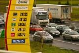 Legnica: Protest przeciw wysokim cenom paliwa