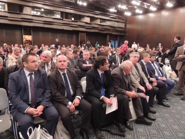 Konferencji CEDEF w Serbii.