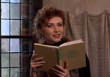 Aktorka czyta bajkę w zamku. Posłuchaj malborskiej legendy