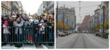 11 listopada: Niesamowite pustki na ulicy Święty Marcin w Poznaniu. Tak nie było nigdy. Zobacz zdjęcia