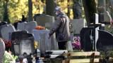 Wzrost pochówków na cmentarzu w stosunku do 2020 roku