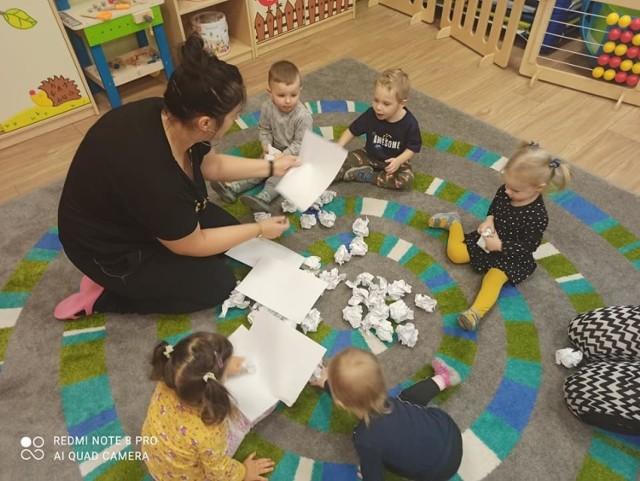 Do klubu dziecięcego w Książkach mogą chodzić dzieci między 1. a 3. rokiem życia