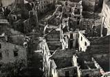 Bombardowanie Lublina we wrześniu 1939 roku. Tak wyglądała zniszczona ulica Jezuicka. Zobacz unikalne fotografie