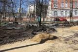 Ruda Śląska: Ruszył drugi etap budowy Traktu Rudzkiego. Prace mają potrwać do października