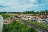 Nowy przystanek Białystok Zielone Wzgórza zapewni lepszy dostęp do kolei