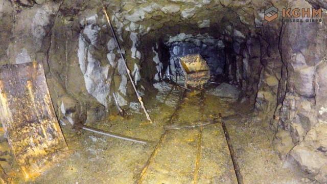 Górniczy dron KGHM penetrował dolnośląskie sztolnie z czasów II wojny światowej