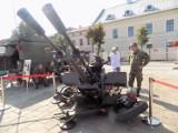 Zlot militarny na olkuskim rynku [FOTORELACJA]
