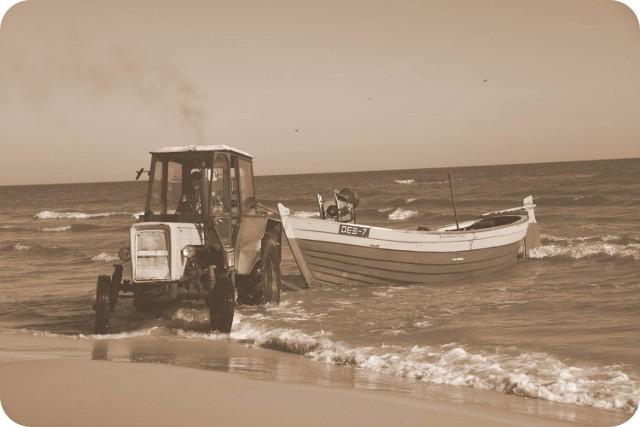KCK Krokowa szuka archiwalnych zdjęć związanych z rybactwem w gminie Krokowa