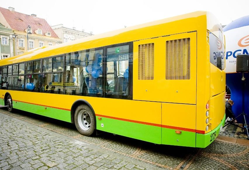 W sierpniu ze Szczawna do Jedliny autobusem