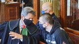 Sąd Okręgowy w Kaliszu skazał na 25 lat więzienia wnuczka za zabójstwo babci. ZDJĘCIA
