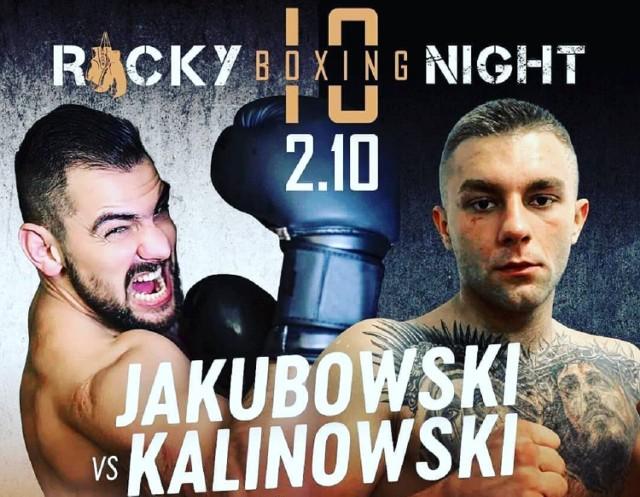 Igor Jakubowski z Konina wraca na ring
