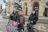 Paweł Małaszko przemierza Polskę na rowerze i zbiera pieniądze na WOŚP
