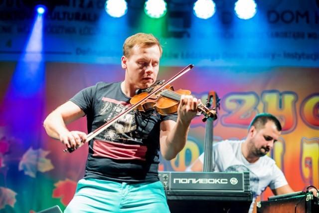 Koncert Klezmafour w Błaszkach