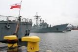 ORP Kościuszko wypłynął z Gdyni. Co będzie robił w rejonie Morza Śródziemnego? [WIDEO]