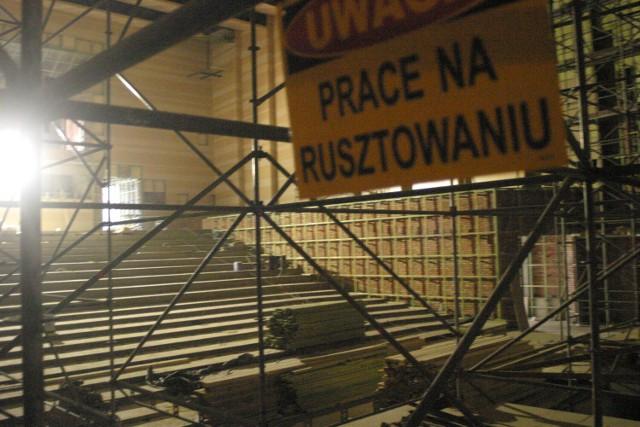 Nieznane zdjęcia z budowy Filharmonii Gorzowskiej