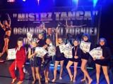"""Dziewczęta z SP 8 """"wytańczyły"""" miejsca na podium podczas turnieju w Łebie"""