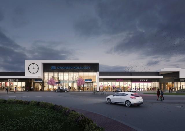 Budowa nowego dworca w Koninie ma rozpocząć się w trzecim kwartale tego roku