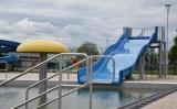 Jest nowa atrakcja w kompleksie basenów MOSiR w Krośnie. Kiedy otwarcie? [ZDJĘCIA]
