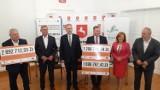 Konin. Trzy umowy z Marszałkiem Województwa Wielkopolskiego podpisane. Środki unijne dla miasta i powiatu
