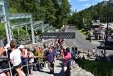 Zakopane. Coraz więcej turystów. Kolejki nawet na szlakach turystycznych [ZDJĘCIA] 29.07.