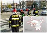 5 najbardziej niebezpiecznych miejsc w Bydgoszczy. Tutaj najczęściej dochodzi do wypadków! [zobacz mapę]