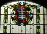 WSCHOWA.  Mamy w mieście piękne witraże - ozdobne okna w szkołach, kościołach, domach, w szpitalu [ZDJĘCIA]