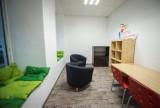 Centrum Młodych na Pradze. Przestrzeń warsztatowa działa już rok