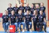 Koszykówka. Dziewczęta z Rotmanki i Straszyna na półmetku rozgrywek ligowych