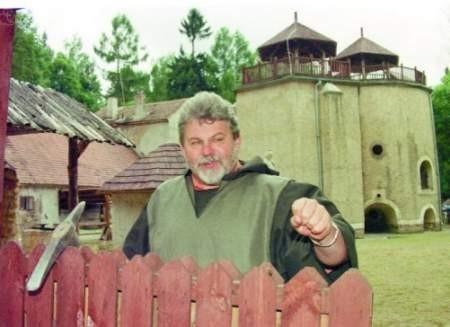 – Stare zagłębie wciąż żyje nostalgią za kopalniami KGHM – mówi Andrzej Kowalski, prezes Złotoryjskiego Towarzystwa Tradycji Górniczych. zdjêcia PIOTR KRZYŻANOWSKI