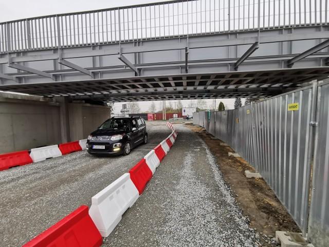 Otwarty wiadukt na ul. 29 Listopada w Chrzanowie