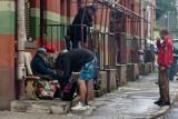 Obozowisko bezdomnych na Piaskowej Górze w Wałbrzychu (ZDJĘCIA)