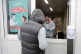 W Lubieszynie zrobisz test na koronawirusa jadąc do Niemiec. ZDJĘCIA