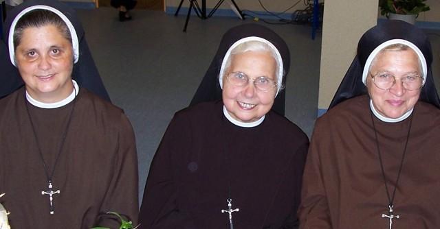 Siostry były w Szamocinie bardzo lubiane