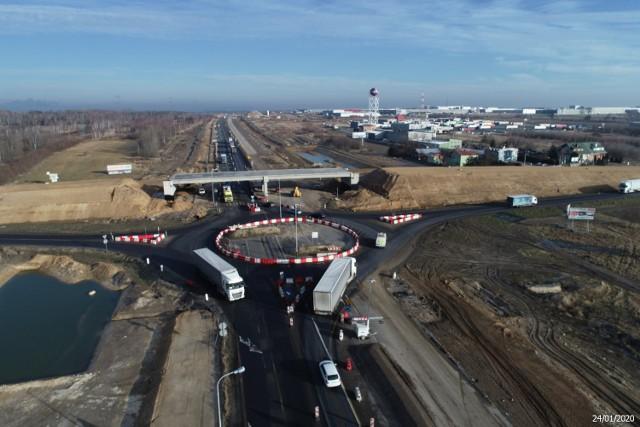 Budowa autostrady A1 Radomsko - Kamieńsk. Jak postępują prace?