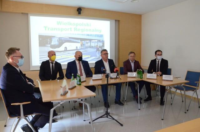 Na spotkaniu członków Wielkopolskiego Transportu Regionalnego zostały wyznaczone cele, a także został wybrany zarząd.