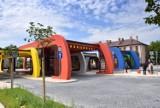 Centrum komunikacyjne w Jędrzejowie wystartowało. We wtorek ruszyły stąd pierwsze autobusy (ZDJĘCIA, WIDEO)