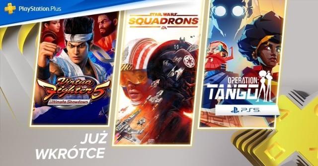 Gry PlayStation Plus czerwiec 2021 - gry za darmo [PS PLUS 06.2021]