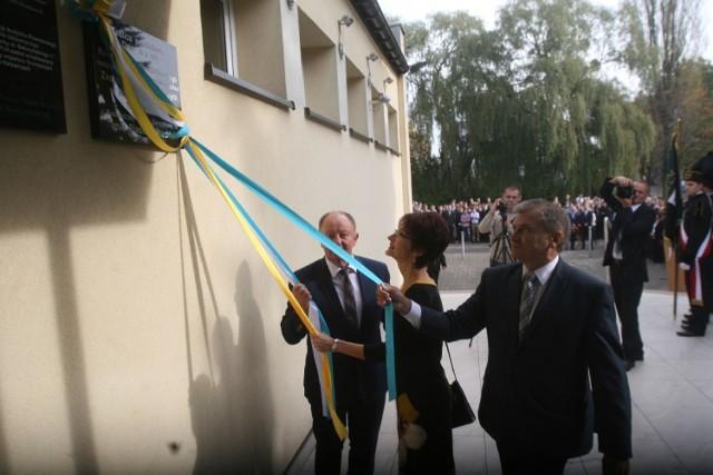 Szkole nadano imię Piastów Śląskich