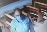 Konin. Policja publikuje wizerunek sprawcy, który zdewastował kaplicę w kościele św. Maksymiliana