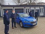 Policjanci z łomżyńskiej drogówki mają nowe auto