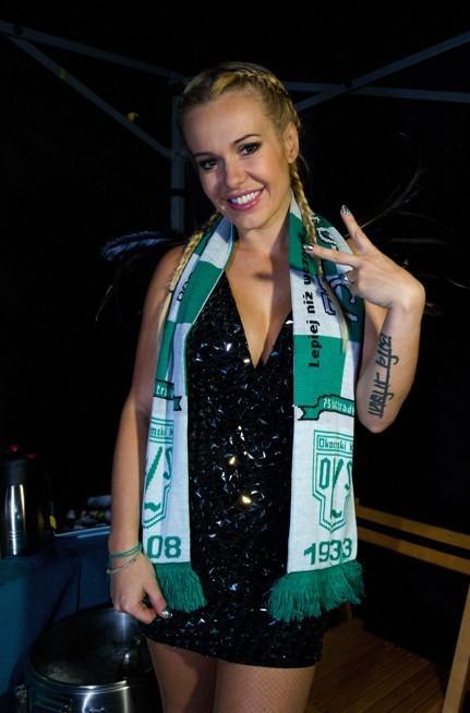 Dorota Rabczewska przekonywała ze sceny, że burmistrz utrudniał organizację koncertu w Brzesku