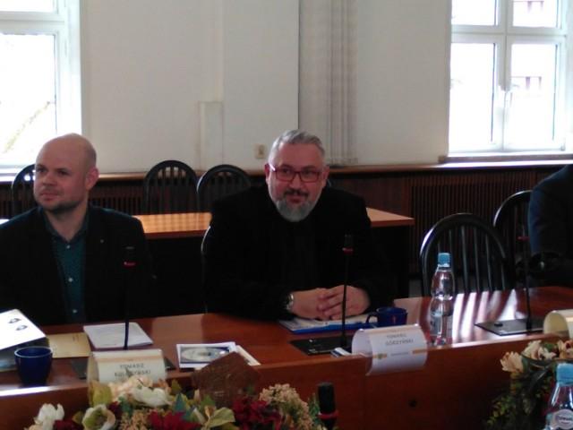Tomasz Górzyński zaprzysiężony