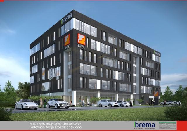 Biurowiec Brema