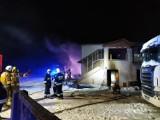 Pożar Pod Śremem. Strażacy w domu w Wyrzece odkryli ciało mężczyzny