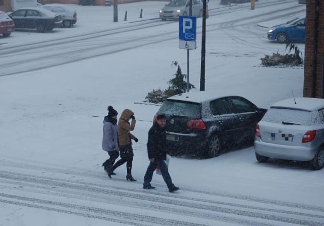 Zima w Pucku 2016