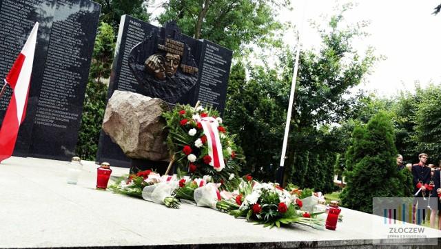 Obchody 100-lecia Bitwy Warszawskiej w Złoczewie