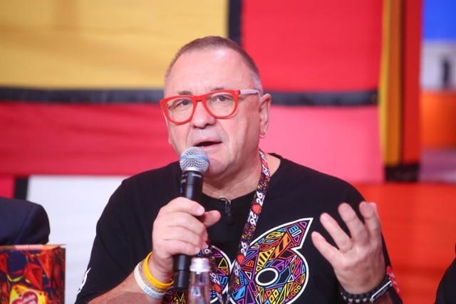 Jurek Owsiak, szef Fundacji WOŚP